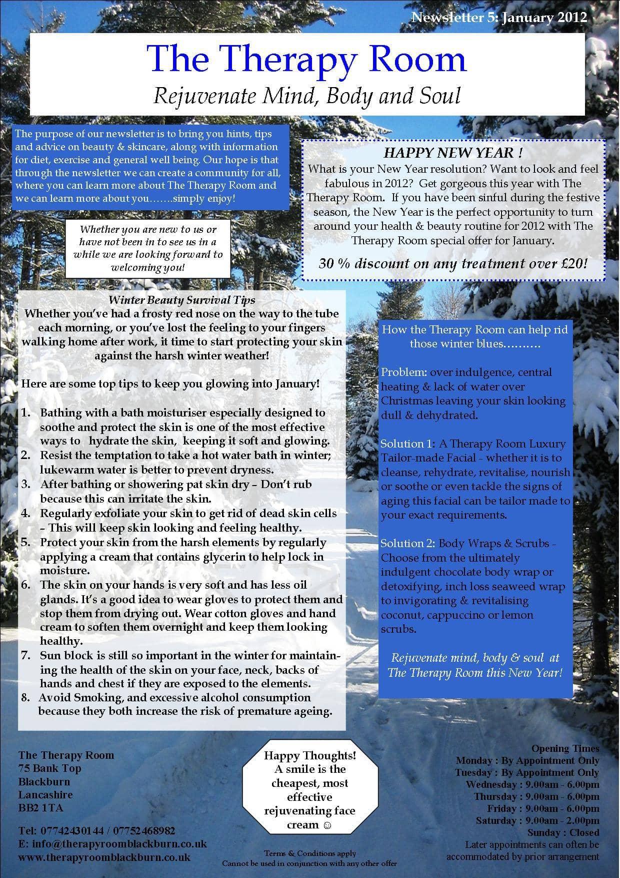 January newsletter 5